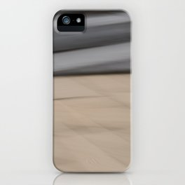 Movement on the Quay iPhone Case