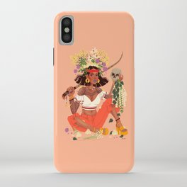 Arbularyo iPhone Case