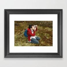 That's The Shot Framed Art Print