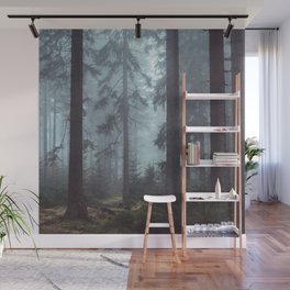 INTO THE WILD Wall Mural