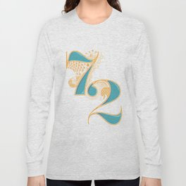 No.72 Long Sleeve T-shirt
