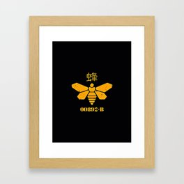methylamine Framed Art Print