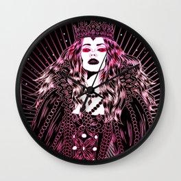 Ghost Queen Wall Clock