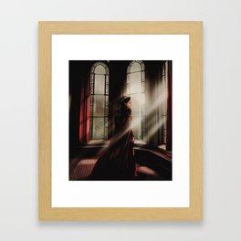 Queen Regina Framed Art Print