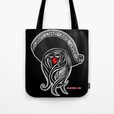 Queen of Hearts Tote Bag