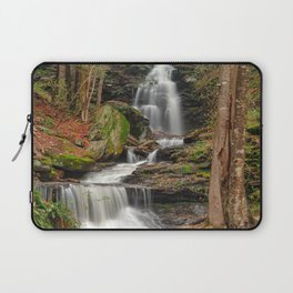 Ricketts Glen Waterfall Layers Laptop Sleeve