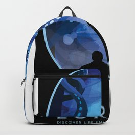 Europa - NASA Space Travel Poster Backpack