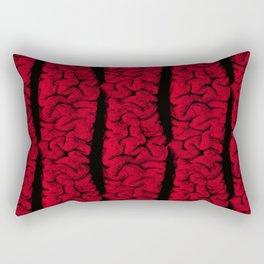 The Vintage Brain Rectangular Pillow