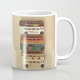 Fab Four Toy Buses Coffee Mug