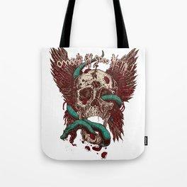 Ooh, I'm so Metal Tote Bag