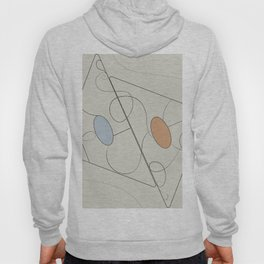 Geometric fever Hoody