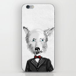 My name is not Harry Haller iPhone Skin