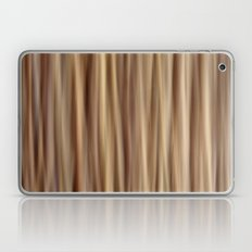 Brown Stripes Laptop & iPad Skin