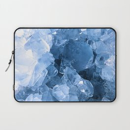 Celestite Blue Laptop Sleeve