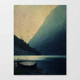 mountains VI Canvas Print