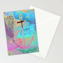 ataque Stationery Cards