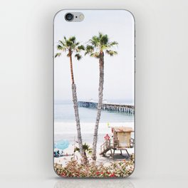 Palm Beach iPhone Skin