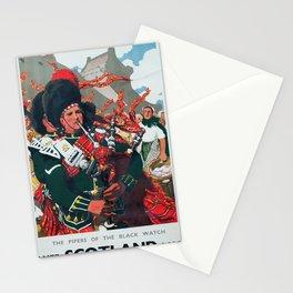 Classico Scotland Stationery Cards
