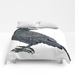 Celtic Raven Comforters