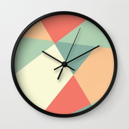 COLOUR CODE S Wall Clock