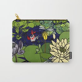 Garden Pond Carry-All Pouch