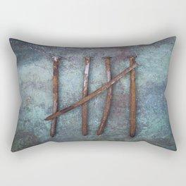Five Nails Rectangular Pillow