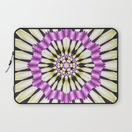 Abstract Ribbons Laptop Sleeve