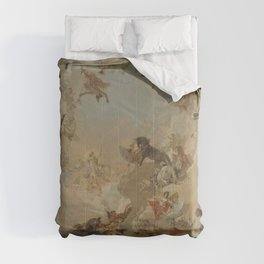 Allegory of the Planets and the Continents by Giovanni Battista Tiepolo Comforters