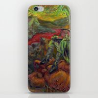 nietzsche iPhone & iPod Skins featuring and again and again nietzsche by hankhenry
