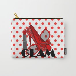 Glam Fashion Carry-All Pouch