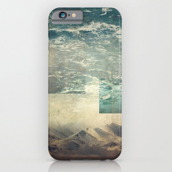 Oceans In The Sky iPhone & iPod Case