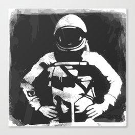 Spacer Canvas Print