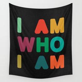 I am who I am Wall Tapestry
