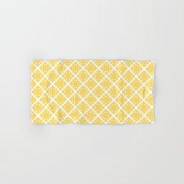 yellow square Hand & Bath Towel