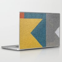 libra Laptop & iPad Skins featuring Libra by Fernando Vieira