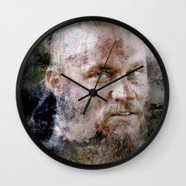 Lothbrok way Wall Clock