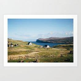 Island of Skye Art Print