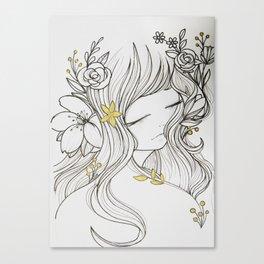 Hikari (光) Canvas Print