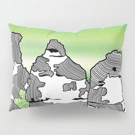 The Three Sisters Pillow Sham