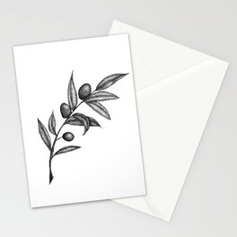 To Give an Olive Branch Stationery Cards