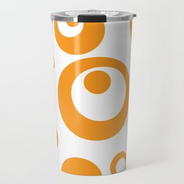 Circles Dots Bubbles :: Marmalade Inverse Travel Mug