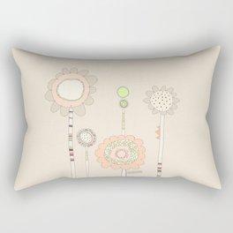 Little Daisies Rectangular Pillow