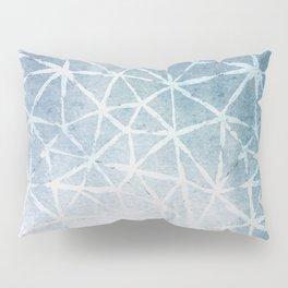 Indigo Shibori Pillow Sham