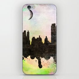 new York  new York  iPhone Skin