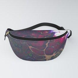 Purple Virus Fanny Pack