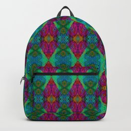 Varietile 50 (Pyramitiles 2 & 5 Repeating) Backpack