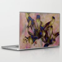 insect Laptop & iPad Skins featuring insect dreams by silverylizard