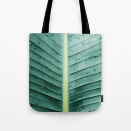After the Rain In Paradise Tote Bag