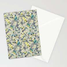 painted floral Stationery Cards