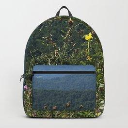 Wildflowers in the Blue Ridge Backpack